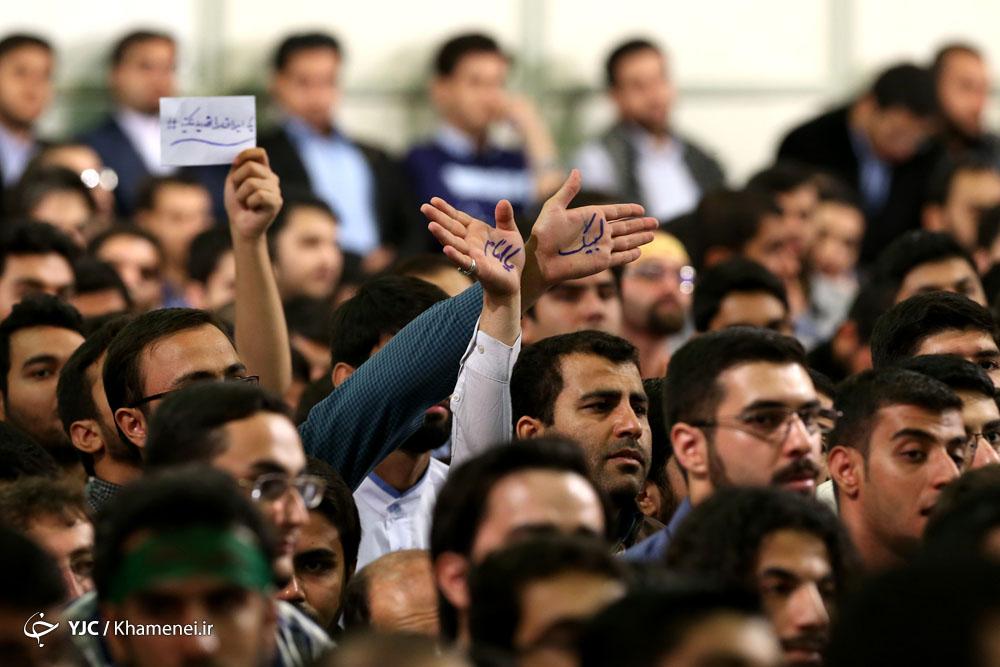 مروری بر بیانات مقام معظم رهبری در دیدار با دانشجویان/ سفرهای که به رسم هرسال برگزار میشود
