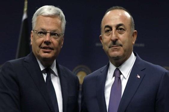 ترکیه: اقدام آمریکا در عدم تمدید معافیت برای خریداران نفت ایران بچهگانه است