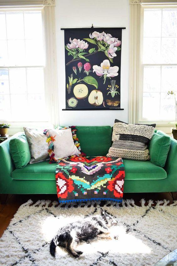 ایدههایی که کمک میکند حالوهوای خانه را بهاری کنید