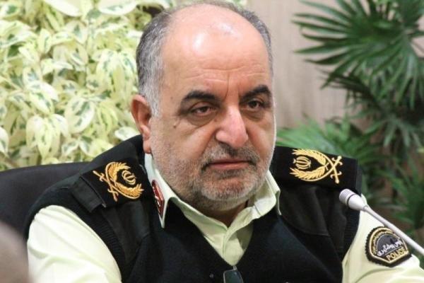 دستگیری سارقان زورگیر سرقت خودرو در شهریار