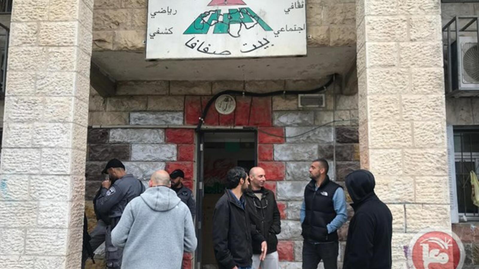 اقدام خصمانه صهیونیستیها در مقابل فلسطین این بار در مستطیل سبز