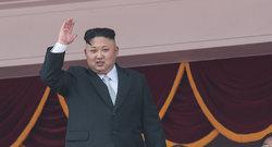 ورود رهبر کره شمالی به روسیه با قطار + فیلم