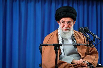 رهبر انقلاب: تلاش آمریکا برای تحریم فروش نفت ایران به جایی نمیرسد + فیلم
