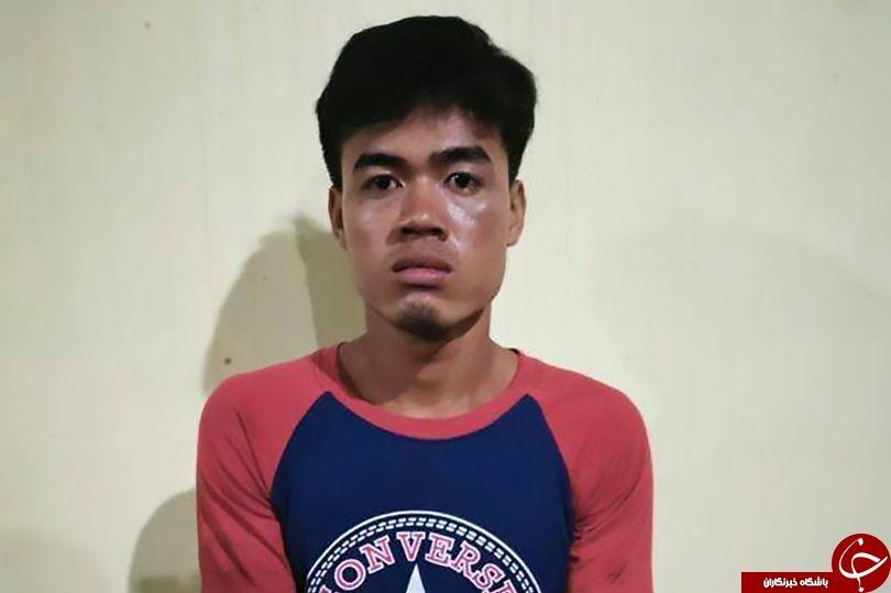قتل پدر به خاطر لگد کردن گوشی آیفون! + تصاویر////