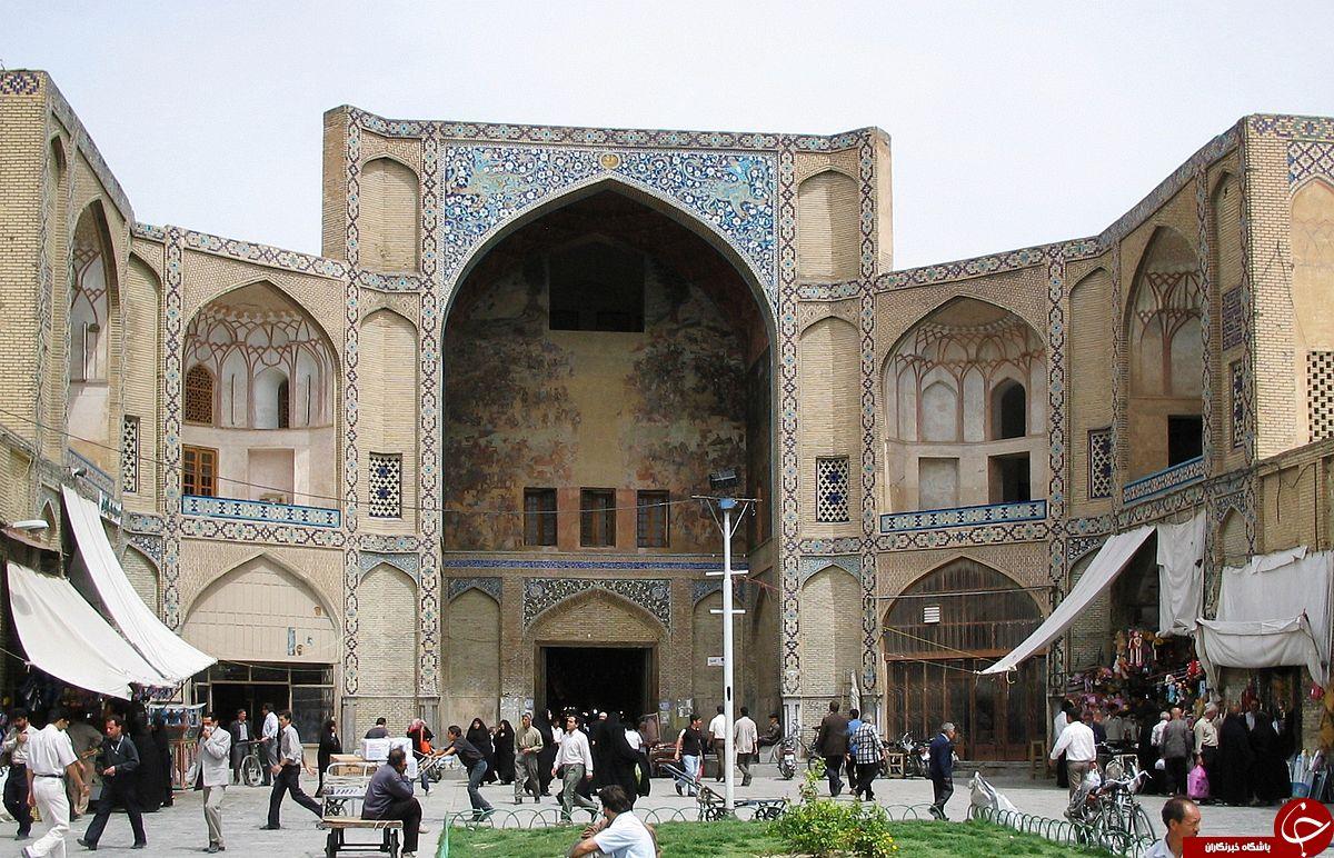 در سفر به اصفهان از 10 مکان دیدنی بازدید کنید!/ در حال ویرایش