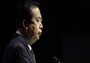 رئیس سابق اینترپل به اتهام دریافت رشوه بازداشت شد
