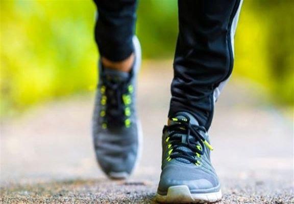 محبی/ راهکارهایی برای کاهش پا درد ناشی از پیاده روی