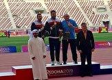 کسب یک مدال طلا و یک نشان نقره حاصل کار تیم ملی ایران
