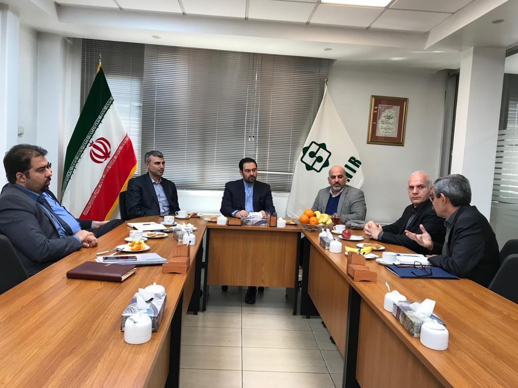 باشگاه خبرنگاران -نشست اعضای فدراسیون صادرات انرژی و صنایع وابسته ایران برگزار شد