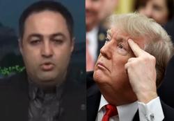 افشاگری کارشناس شبکه سعودی درباره اقدامات ضدایرانی ترامپ +فیلم