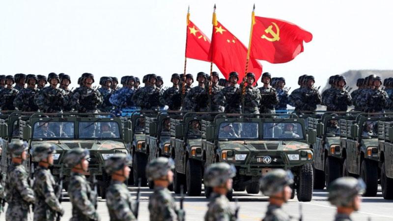 ارتش سرخ چین در حیاطخلوت آمریکا