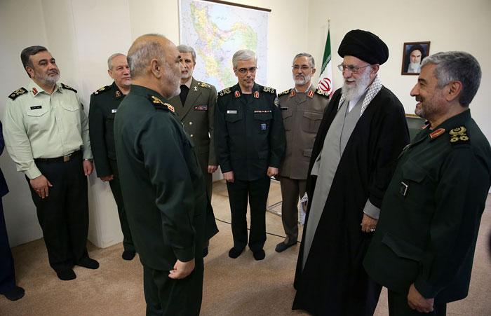 سردار سلامی در تحقق اهداف رهبری نقش محوری دارد