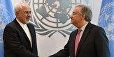 باشگاه خبرنگاران -محمدجواد ظریف با گوترش و رئیس مجمع عمومی سازمان ملل دیدار کرد