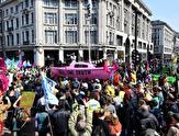 باشگاه خبرنگاران -ادامه اعتراض فعالان محیط زیست در انگلیس