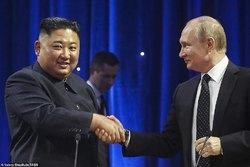 حاشیههای جالب نشست پوتین و رهبر کره شمالی+تصاویر