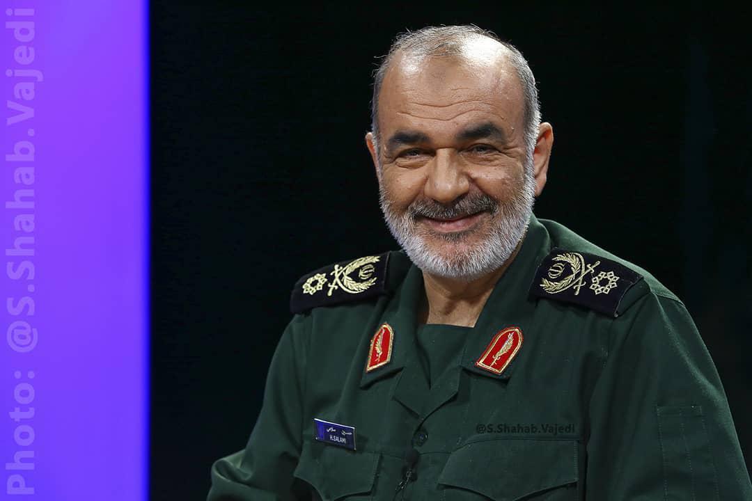 خاطره جالب یک عکاس درباره ثبت قابی ماندگار از فرمانده جدید سپاه +عکس