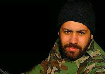 شهید مدافع حرم مجید قربانخانی