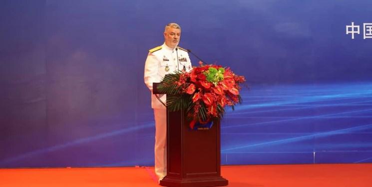 ظهور قدرتهای دریایی منطقهای بیانگر تغییر در نظام بین المللی دریاهاست