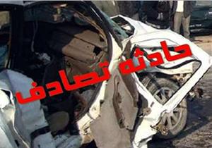 تصادف خونین در بلوار چمران شیراز