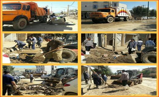 آخرین اخبار از مناطق سیل زده شنبه هفتم اردیبهشت