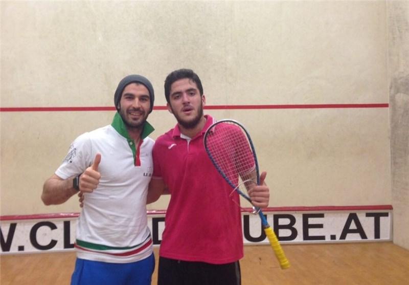 زارعیان: بهترین بازیکن اسکواش ایران در رنکینگ جهانی هستم