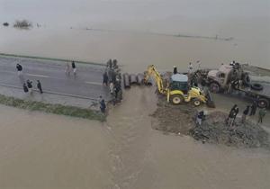 آخرین اخبار از مناطق سیل زده شنبه هفتم اردیبهشت/ فرماندار آق قلا: ۳۰ درصد شهر دچار آبگرفتگی شده/ احتمال بازگشایی جاده آبادان – اهواز تا دو روز آینده+تصاویر
