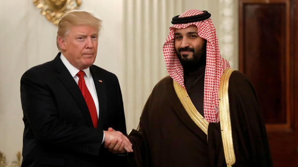 اهمیت رهبری عربستان برای مناقشه با ایران /  ترامپ در اختیار رهبران سعودی