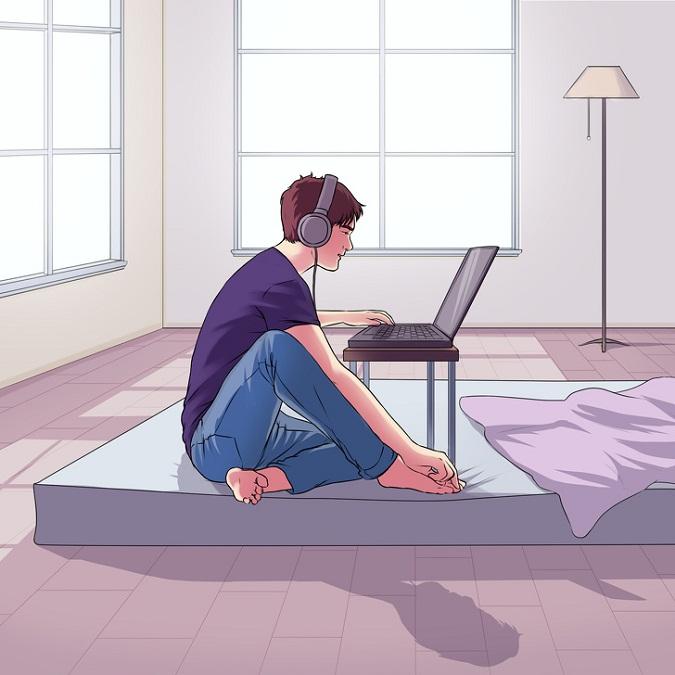 شخصیت افراد با توجه به تمیزی یا بی نظمی خانه چقدر ارتباط دارد