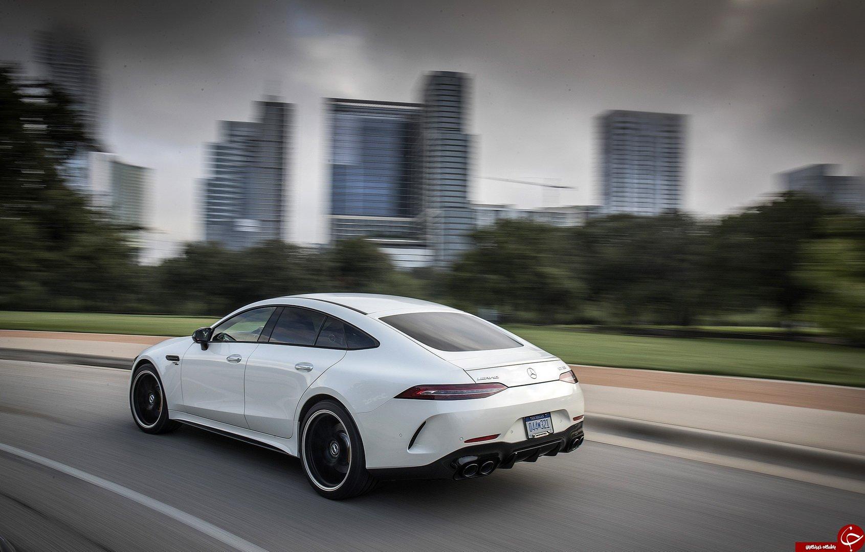 خودروهای آینده مرسدس AMG الکترونیکی هستند