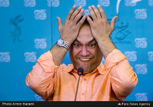 حرکات عجیب و غریب سلبریتیها در مراسمهای رسمی + تصاویر