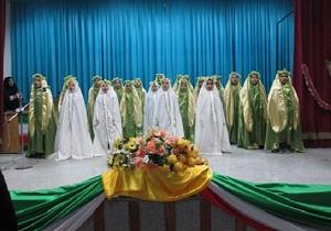 اختتامیه سی و هفتمین جشنواره سرود دانش آموزان هرمزگانی در میناب - هرمزبان
