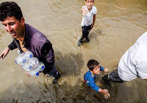 آخرین اخبار از مناطق سیل زده دوشنبه نهم اردیبهشت/ آبادان را خطری تهدید نمیکند/ احضار تعدادی از مدیران گلستان در موضوع سیلاب + فیلم و تصاویر