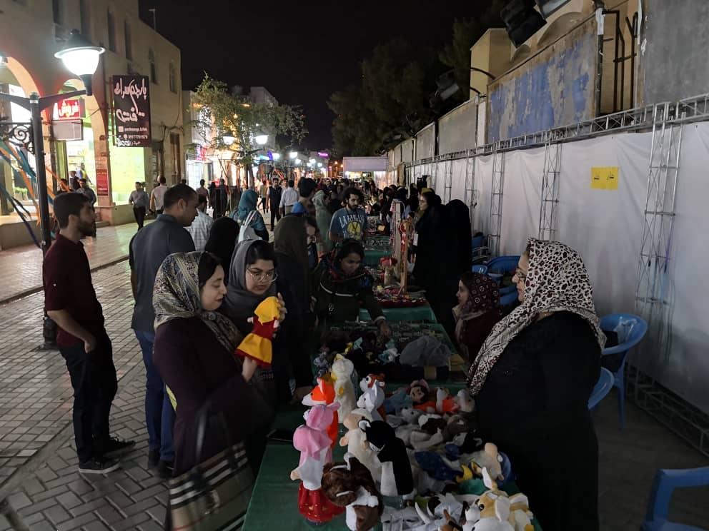 افتتاح دومین گذر فرهنگ و هنر بوشهر