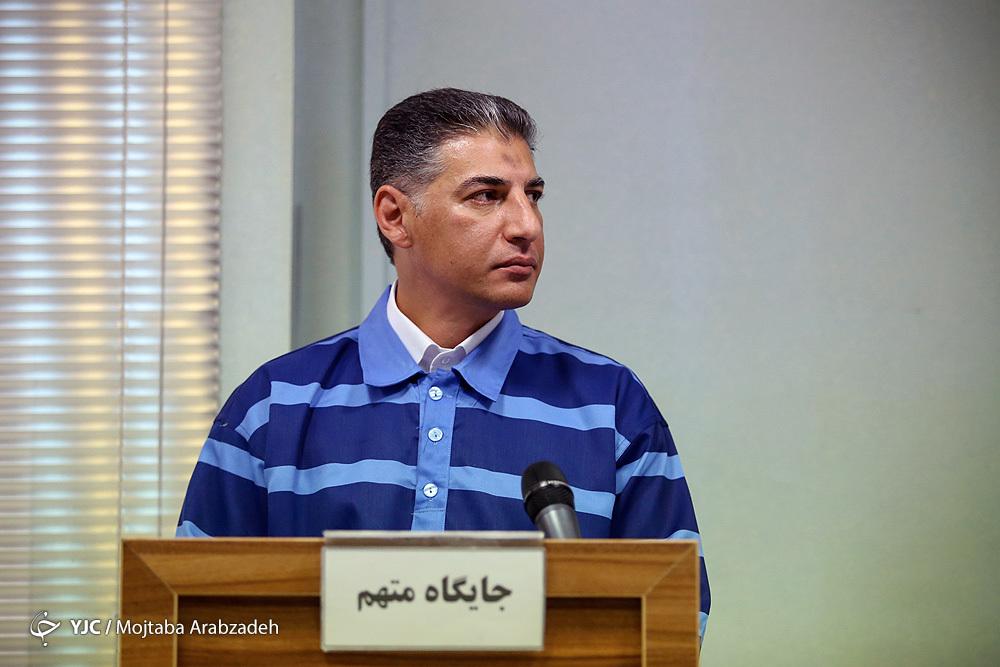 چهارمین جلسه دادگاه جعبه سیاه پرونده بابک زنجانی آغاز شد