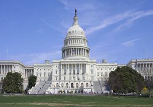 دو سناتور آمریکایی در اقدامی اعتراضآمیز جلسه استماع کنگره درباره ایران را ترک کردند