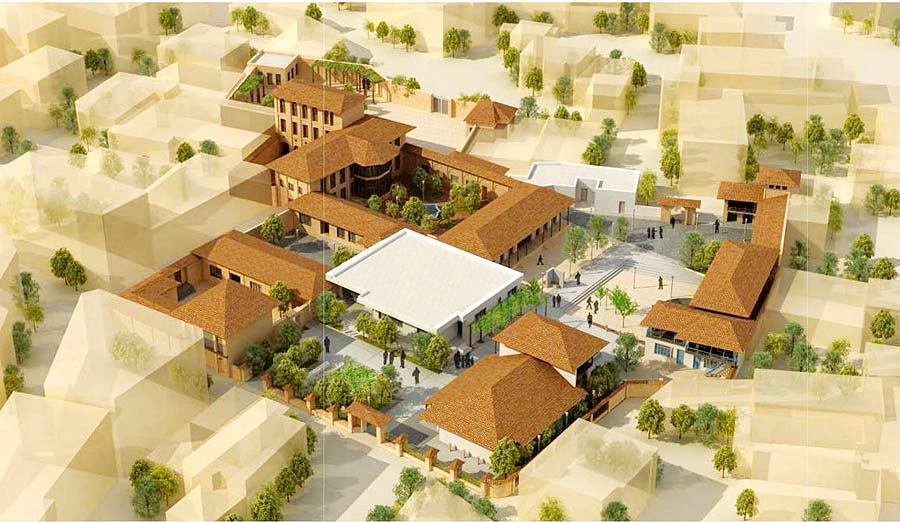 سکونت ۲۳ درصد جمعیت کلانشهر اراک در محلههای حاشیهای