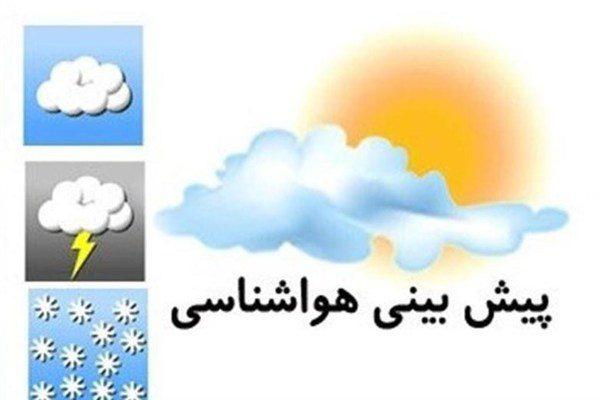 بارش باران همچنان در کرمان ادامه دارد