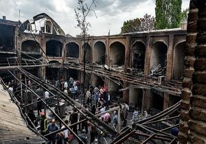 بیمهها در حادثه بازار تبریز سر کیسه را شل کردند/پرداخت ۶۷.۵ میلیارد ریال به اصناف آسیب دیده