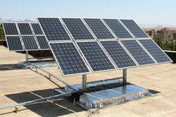 نصب ۵۰ دستگاه آبگرمکن خورشیدی در روستاهای ماهنشان
