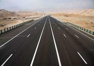 احداث ۲۰ کیلومتر بزرگراه جدید در همدان