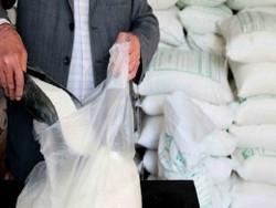 ۶۵ تن سهمیه شکر در شهرستان چرداول توزیع شد