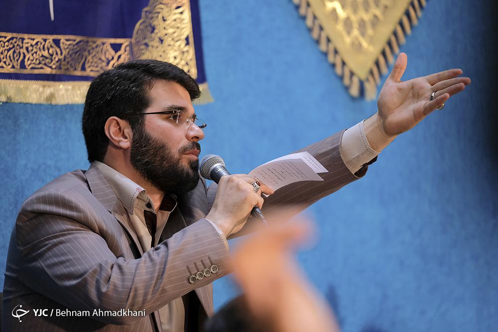 مناجات خوانی میثم مطیعی در رمضان ۹۸ +دانلود