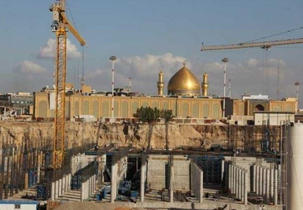 استان مرکزی رتبه پنجم کشور در بازسازی عتبات عالیات