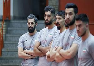 باشگاه خبرنگاران -سفر تیم ملی والیبال به امارات