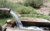 افتتاح یک طرح آبخیزداری در منوجان