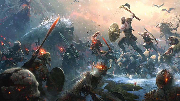 بازی God of War توانسته است 10 میلیون فروش داشته باشد