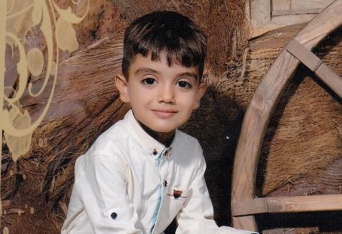 پلیس شازند در جستجوی محمد سپهر ۷ ساله