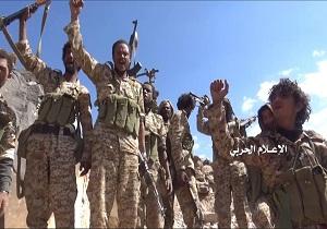 مبارزان یمنی شهر راهبردی قعطبه را آزاد کردند