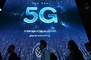 راه اندازی نسل پنج تلفن همراه در انگلیس بدون حضور هوآوی