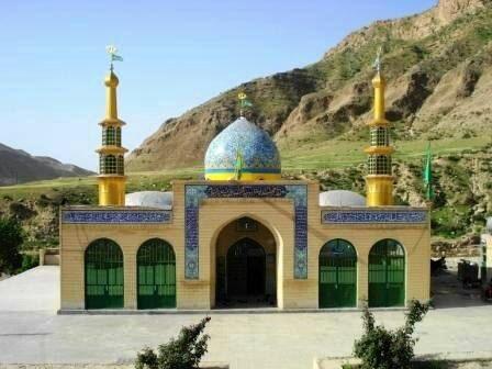 امامزاده سیدعبدالله (ع) شهرستان ایوان ،منطقه نمونه گردشگری می شود
